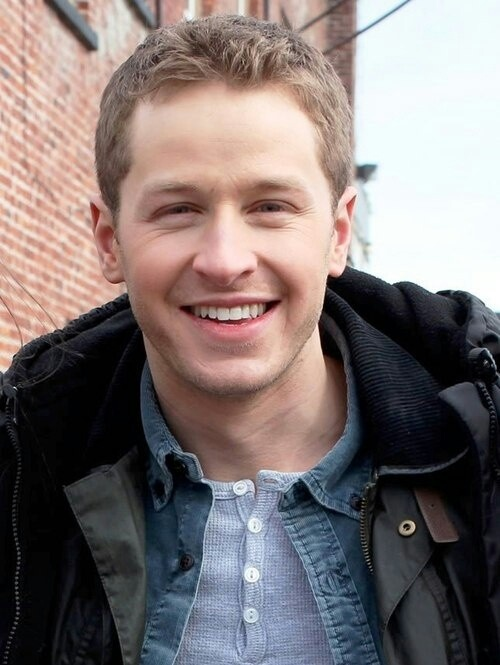 josh dallas wedding