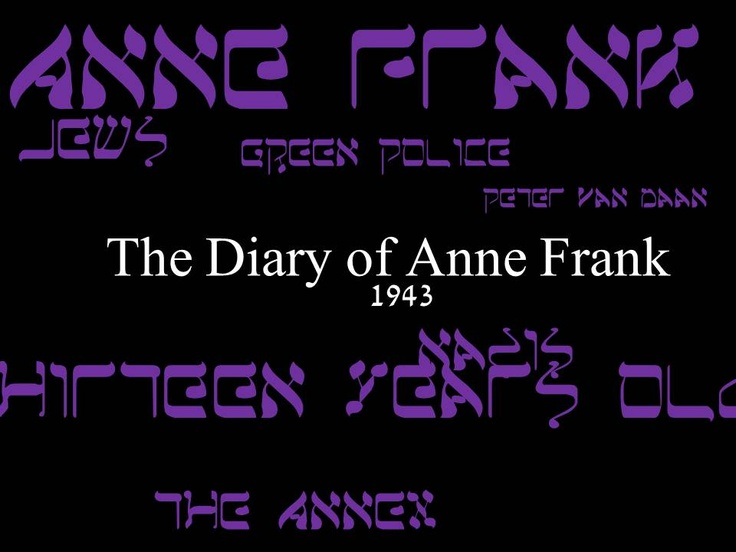 anne frank play essay prompts The controversy of anne frank by m-k a a student essay from dr and frances goodrich and albert hackett adapted the play the topics covered in the diary.