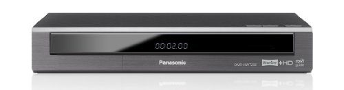 Panasonic DMR-HWT230EB Smart 1TB Recorder with Twin Freeview+ Tuners (New for 2013)