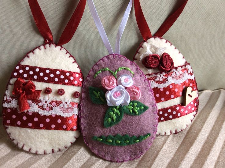 2 vintage variations and a purple one with silk roses