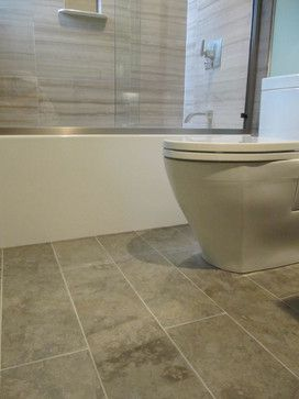 Palos Verdes Rustic Modern Residence CC - traditional - bathroom tile - los angeles - Classic Tile and Mosaic
