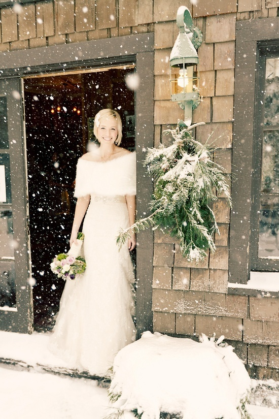 Ultimate Winter Bride