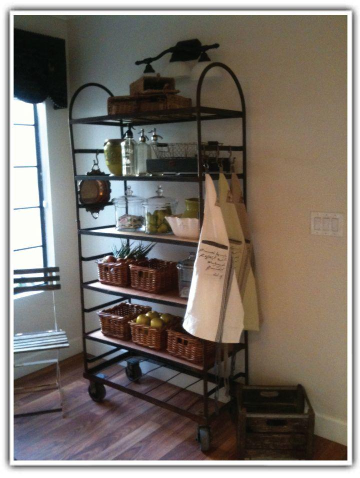 vintage baker 39 s rack 38th st decorating ideas pinterest