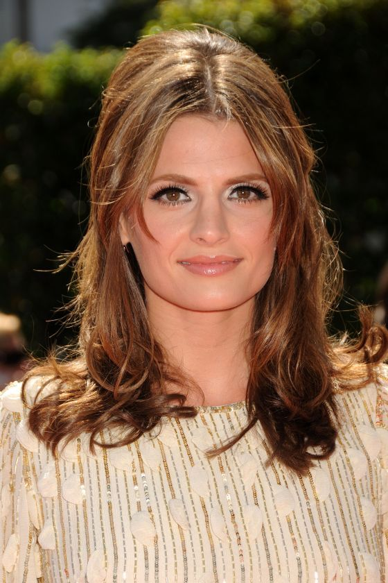 Stana Katic from Hamilton, Ontario!