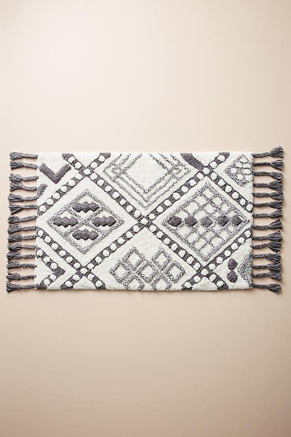 Martiza Bath Mat By Anthropologie In 2019 Amber F