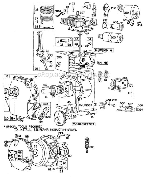 briggs and stratton wiring diagram 18 hp briggs 12 hp briggs and stratton engine diagram wire get cars on briggs and stratton wiring