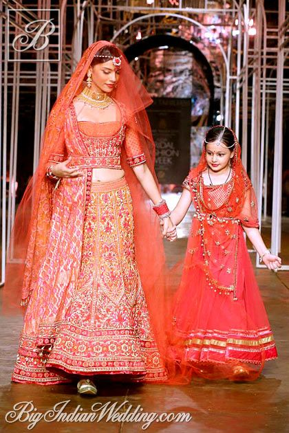 Tarun Tahiliani bridal lehenga collection