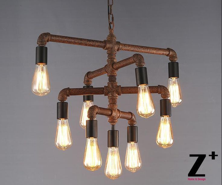 1000 Ideas About Edison Bulb Chandelier On Pinterest