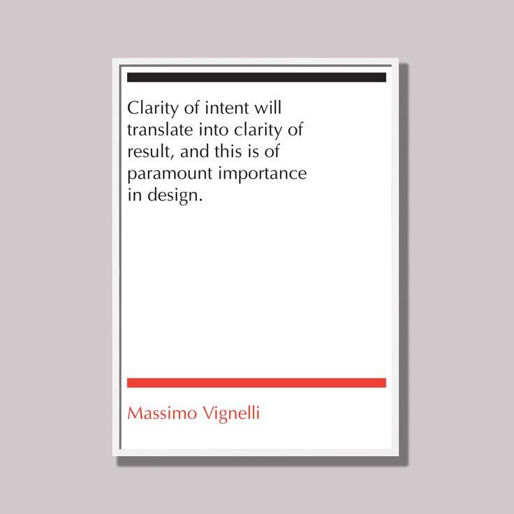 Massimo Vignelli — Berger & Föhr — Graphic Design & Art Direction