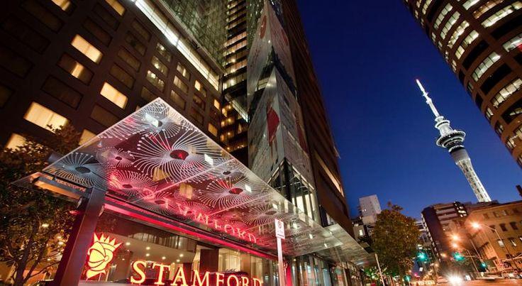 HOTEL|ニュージーランド・オークランドのホテル>ヴァイアダクト・ハーバーから徒歩わずか5分>スタンフォード プラザ オークランド(Stamford Plaza Auckland)