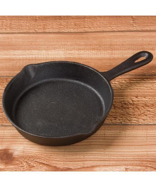 6インチ スキレット鍋(6インチ スキレットナベ)