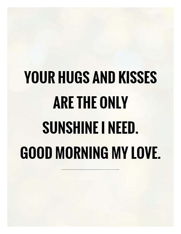 Good Morning Quotes For Him 21 Best Good Morning Quotes Images On Pinterest  Morning Love .