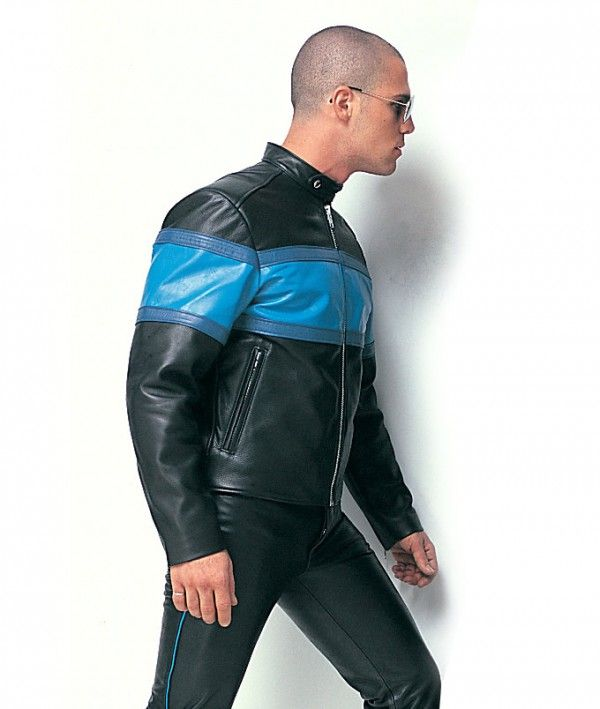 1000  images about Leather jackets for Men on Pinterest