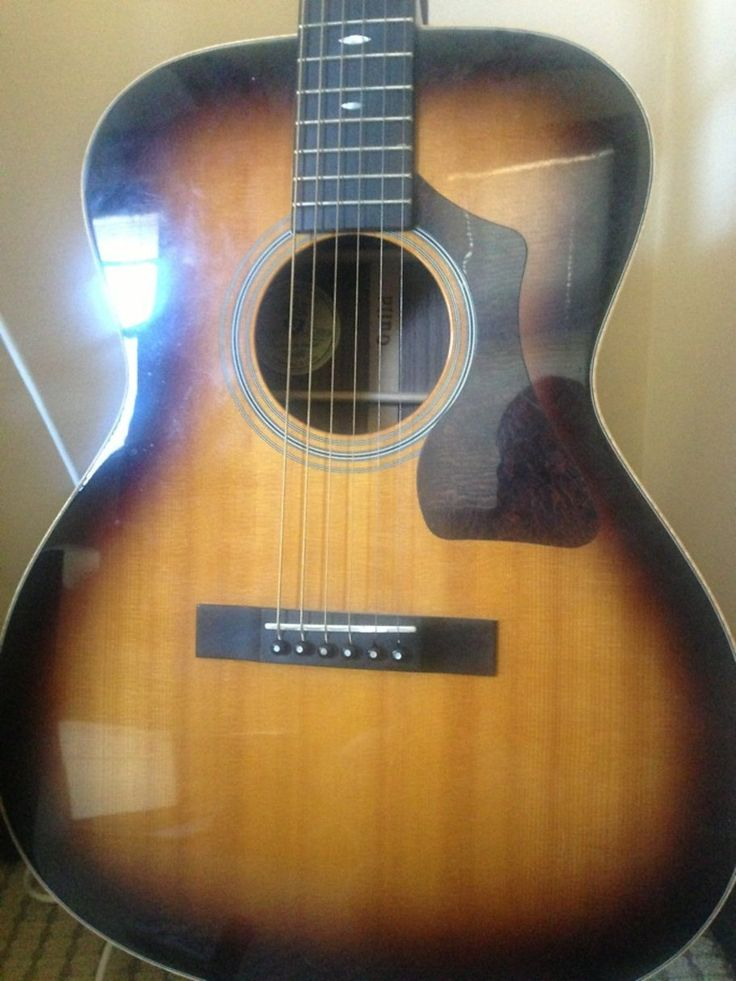 Guild Acoustic Guitar - Lootsy