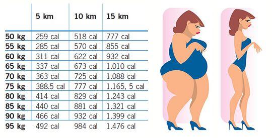 A partire da quanti passi camminati si comincia a perdere peso? - Piccole Storie