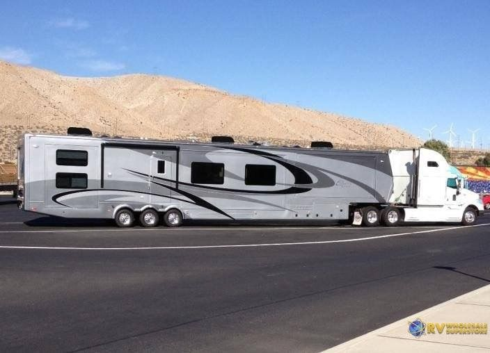 Continental Coach Custom Luxury Wheels And Travel Trailers