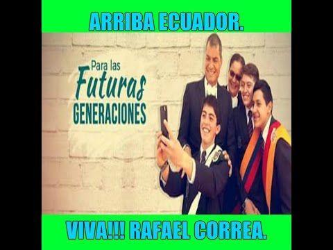 """RAFAEL CORREA,,,,,, Mario Vargas Llosa, es un """"Limitado""""....."""
