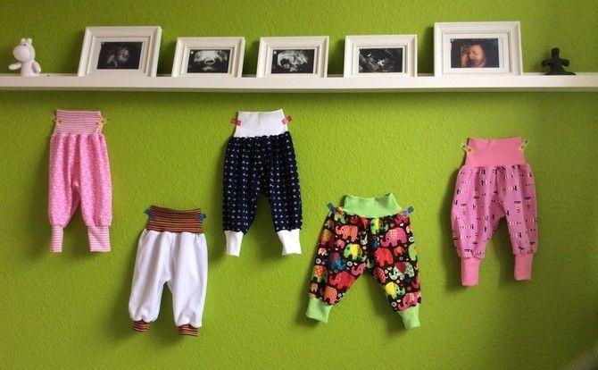 """Babyhose """"Käferchen"""", 38-80, Frühchenhose, Hose für Frühchen, Puppen, Sternenkinder und Babys"""