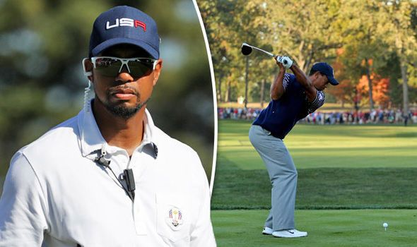 Tiger Woods set for surprise Ryder Cup 2018 appearance - Team USA captain Jim Furyk
