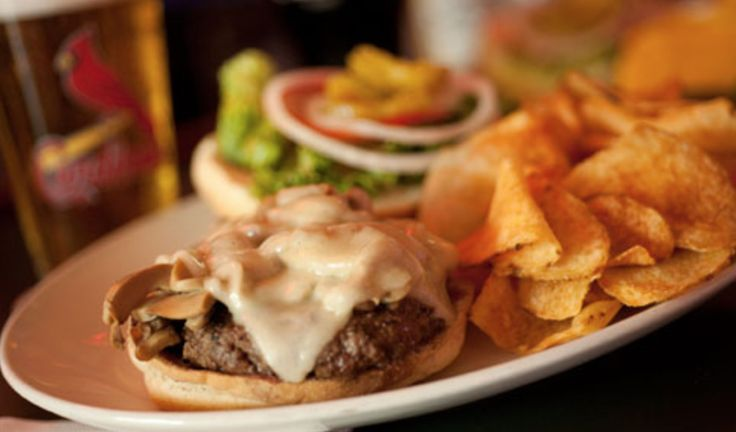 TGIF! Today we are featuring The Sports Page Bar and Grill-Chesterfield, MO!! You've tasted the rest, now come taste (one) of the best, including the best 1/2 lb hand pattied fresh burger, as well as some mouthwatering wings! Head west to 141 and Olive and STOP at the first real sports bar in the LOU. Come hungry because they've got some top-notch meals with your name on it! Check this place out already! #bestrestaurantsinstl
