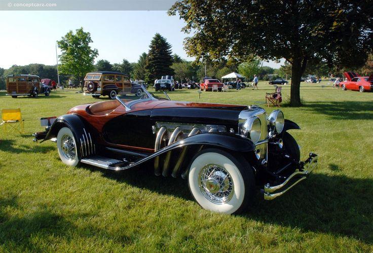 1929 Duesenberg Model J Skiff Image CCC DUESEMBERG