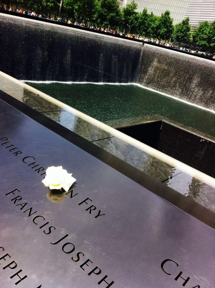 Memorial 911 - World Trade Center - NYC