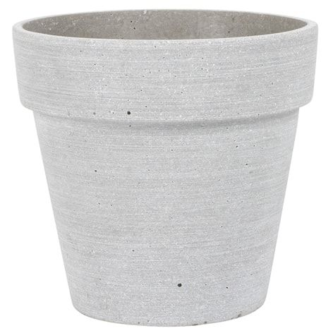 Kruka PLANTERA grå