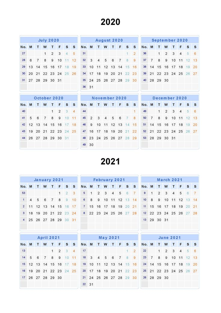 2020 calendar 2021 printable - Google Search in 2020 (With ...