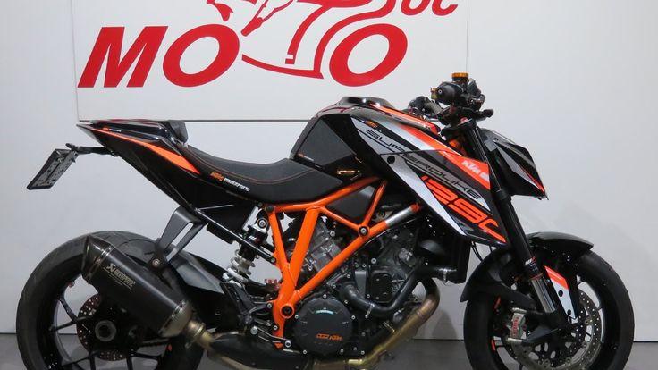 KTM SUPERDUKE 1290R ACHAT, VENTE,REPRISE, RACHAT, MOTO D'OCCASION, MOTODOC