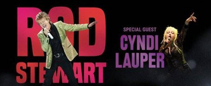 Last year, Rod Stewart and Cyndi Lauper toured together, and it seems they had so much fun that they just had to do it again.