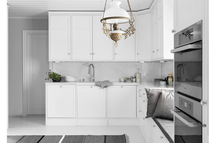 Silvia Kartano  kitchen  Pinterest  Interiors and House