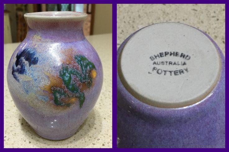 Shepherd Pottery Glenbrook Small Vase