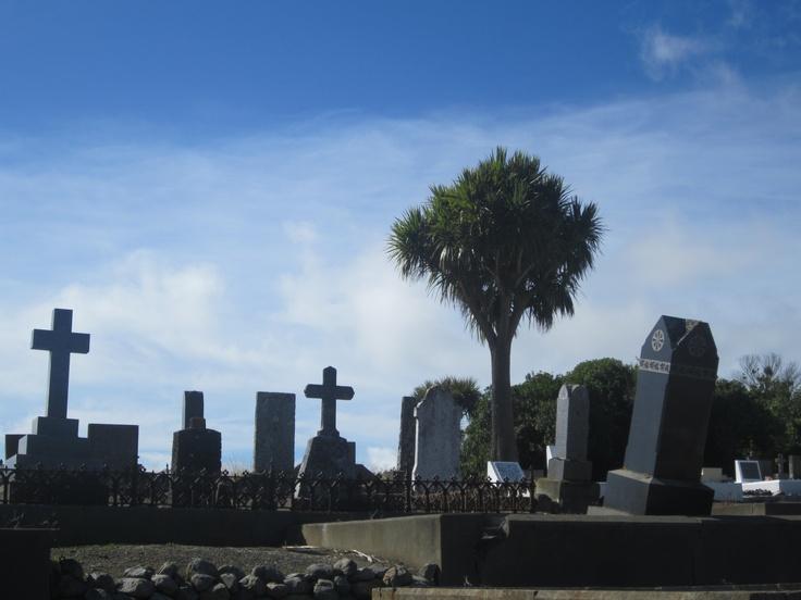 Kaikoura cemetery, NZ