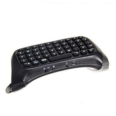 PS4 dobe mini bluetooth tastatura tastatura wireless pentru PlayStation 4 controler – USD $ 14.99