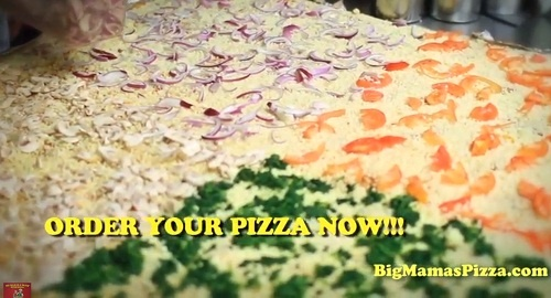 Who Can Win the $4000 Pizza Challenge?    Blog post http://bigmamaspizzablog.com/who-can-win-the-4000-pizza-challenge/  #BMPP #PizzaChallenge #WorldsLargestPizza #4vs54
