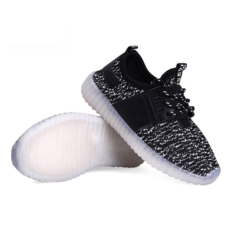 """""""Hot sale air yeezy shoes, alibaba led shoes, led shoes battery for unisex"""""""