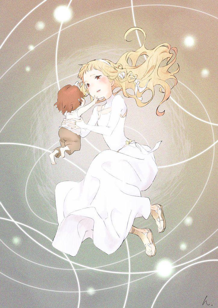 himaro on twitter anime flower anime family anime love