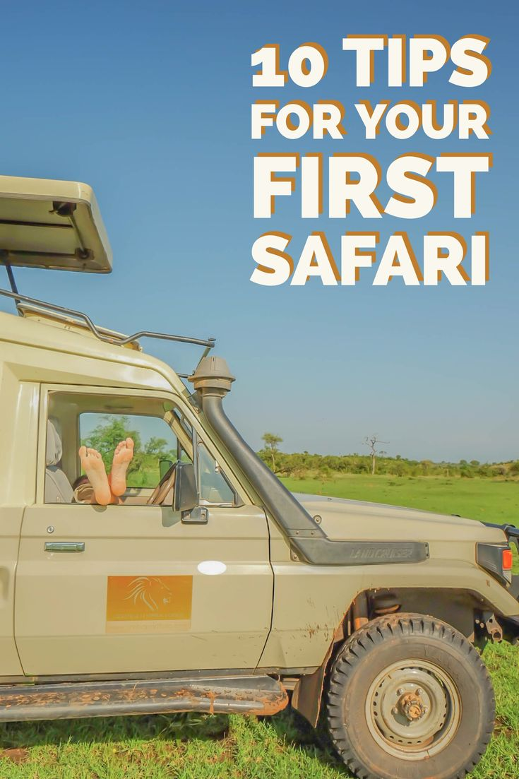 An African safari is a bucket list item. Here are 10 things to know before you go!