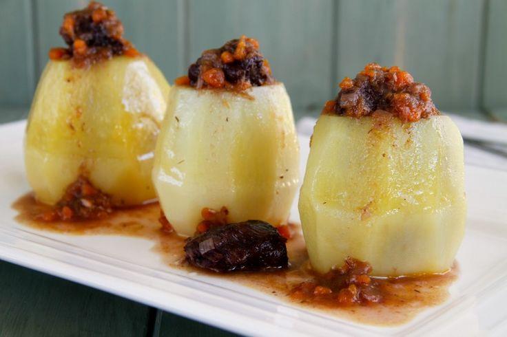 Carrilladas de ibérico en patata confitada - MisThermorecetas