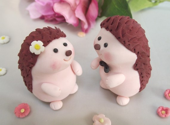 Leah's cake toppers
