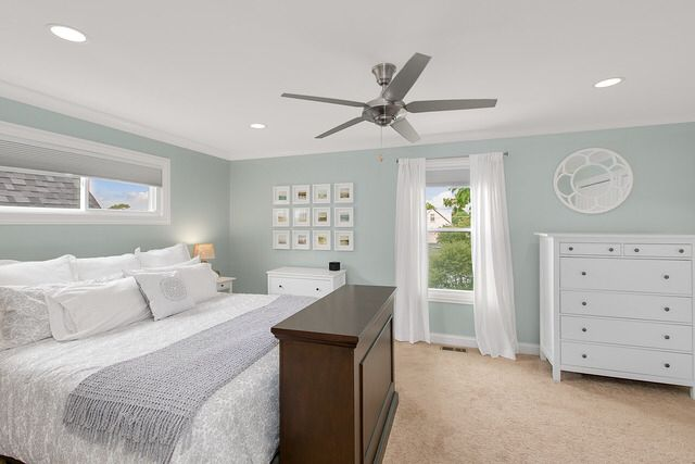 My Master Bedroom Sherwin Williams Contented Home