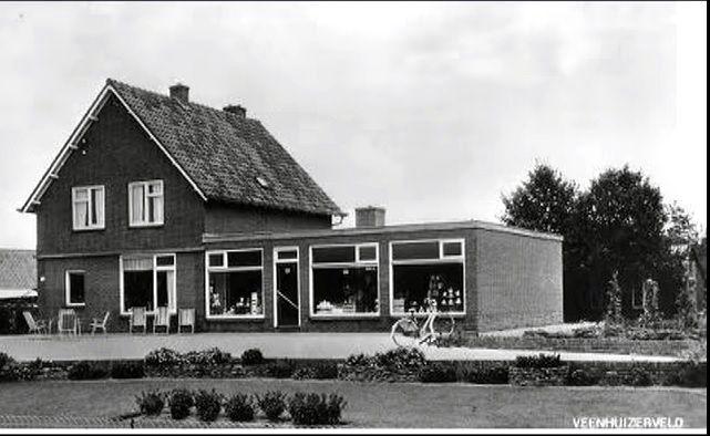 De winkel van Kieft.