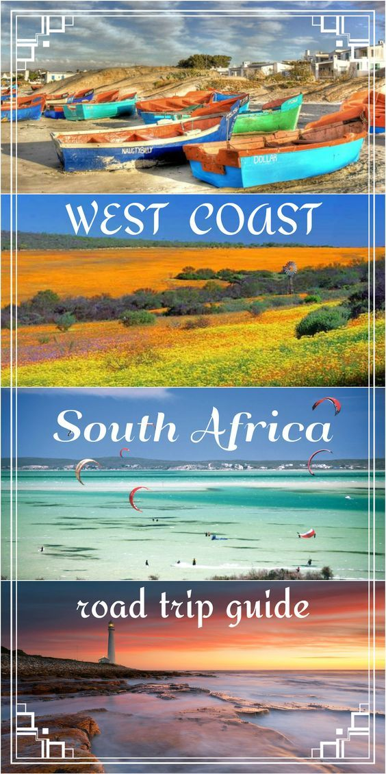 Complete guide to a road trip along West coast, South Africa. Map, route, distance, driving time, places to stay, campsites on the West Coast, things to do, kitesurfing in Langebaan, prices, beautiful places, travel itinerary, road trip tips, self drive, Namaqualand, beaches, Paternoster, National parks, things to do in South Africa.