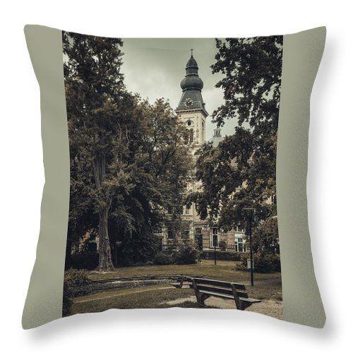 Travel Throw Pillow featuring the photograph Somewhere In Ghent. Part 3 by Elena Ivanova IvEA  #ElenaIvanovaIvEAFineArtDesign #Design #Pillow #Cushiоn #HomeDecor #Gift