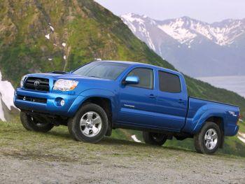 TRD Toyota Tacoma Access Cab Sport Edition '2005–12