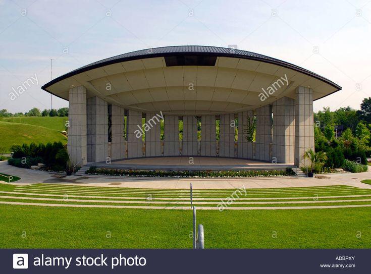 Anfiteatro Nos Frederik Meijer Gardens And Sculpture Park