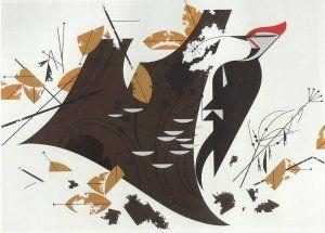 "Pileated Woodpecker (See ""Antypasto"")"