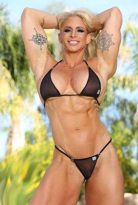 Female Bodybuilder Pornstars 11