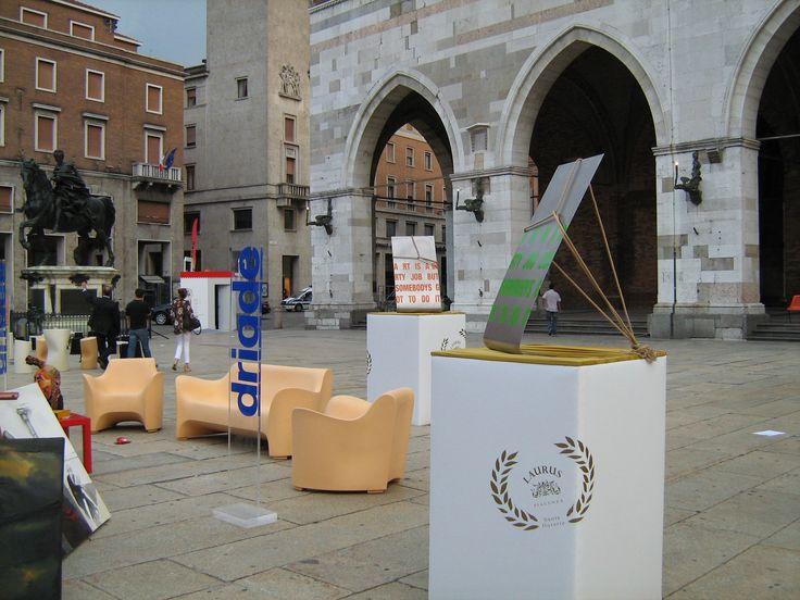 Evento Piazza Cavalli Piacenza - Driade
