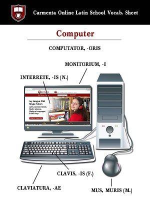 COMPUTATOR, -ORIS